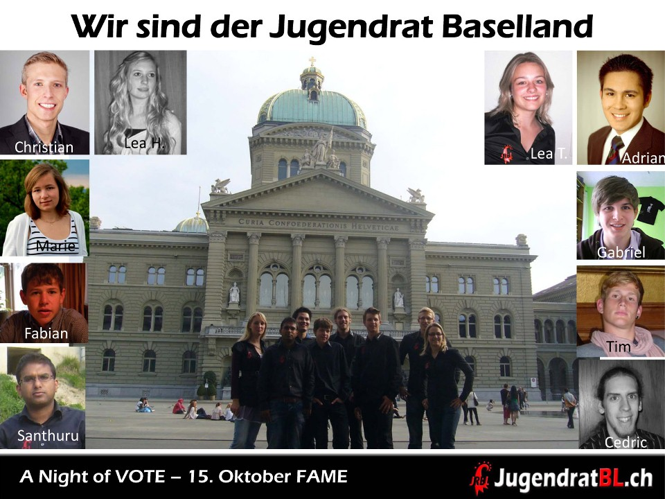 A Night Of Vote - Der Jugendrat